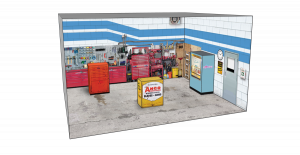 Crafton Avenue Service Station