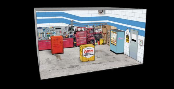 Crafton Avenue Service Station