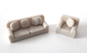 Sofa set #1