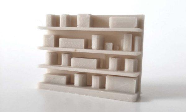 Storage shelves #1