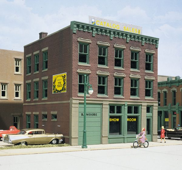 Project Package - Bradley Firehall