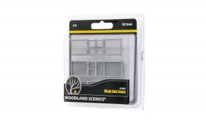 Utility Substation Chain Link Fence - HO Scale