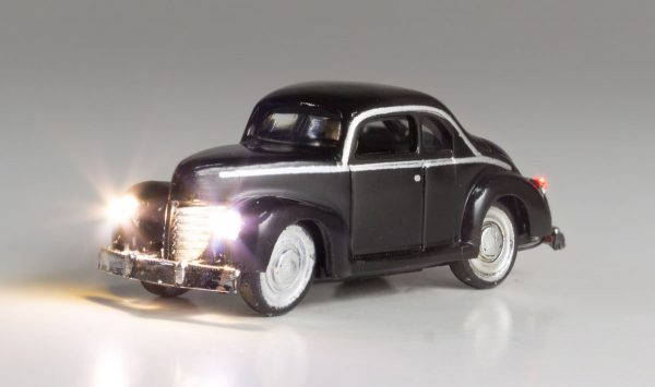 Lighted Vehicle, Midnight Ride - N scale