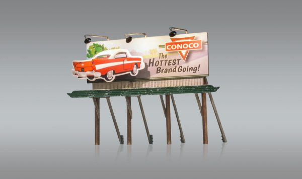 Billboard, The Hottest Brand - HO scale