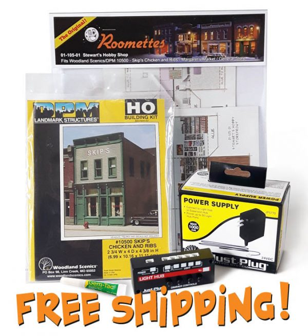 DPM Project Package - Stewart's Hobby Shop