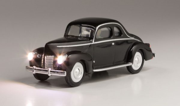 Lighted Vehicle, Midnight Ride - HO scale