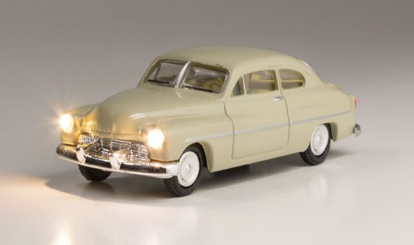Lighted Vehicle, City Classic - HO scale