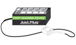 Port-Sharing Device