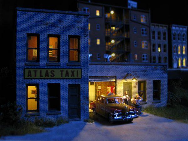Atlas Taxi & Delivery