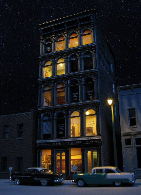 Project Package - Grant Street Building